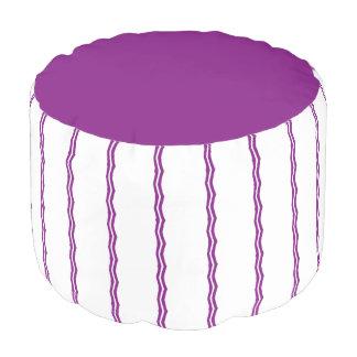 Purple Design PicPillows Pouf