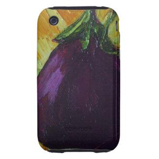 Purple Eggplant iPhone 3 Case