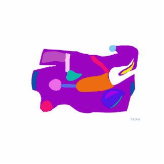 Purple Entity Photo Cutouts