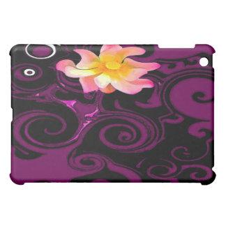 Purple Feeling and Lotus ICase iPad Mini Covers