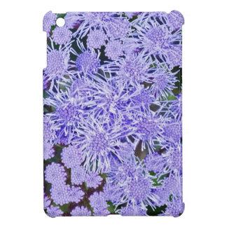 Purple garden of mums iPad mini covers