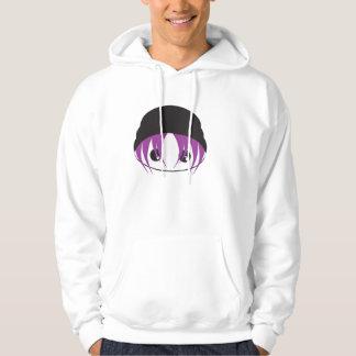 Purple Girl Hoodie