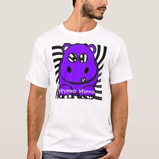 Purple Hypno Hippo T-Shirt