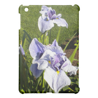 Purple Iris iPad case