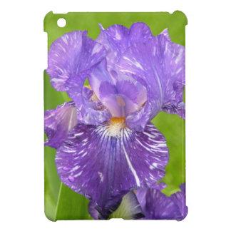 Purple Iris iPad Mini Covers