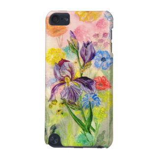 'Purple Iris'  iPod Touch (5th Generation) Covers