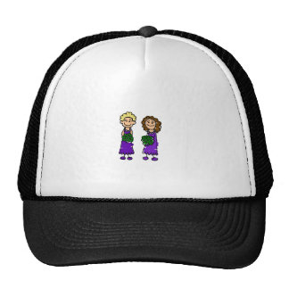 Purple Lesbian Brides Cap