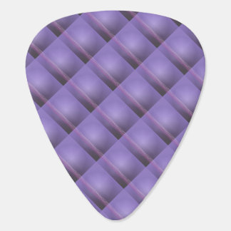 Purple Lights Plectrum
