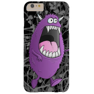 Purple Monster iPhone 6 Plus, Barely There Barely There iPhone 6 Plus Case