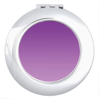 Purple Ombre Vanity Mirror