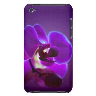 Purple Orchid iPod Case-Mate Cases
