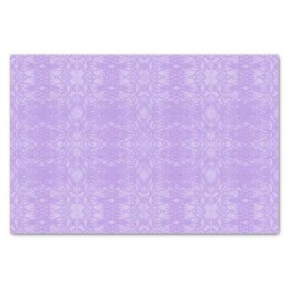 purple paper muslin