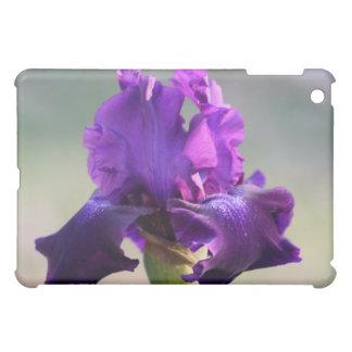 Purple Perfection Iris Photography Case For The iPad Mini