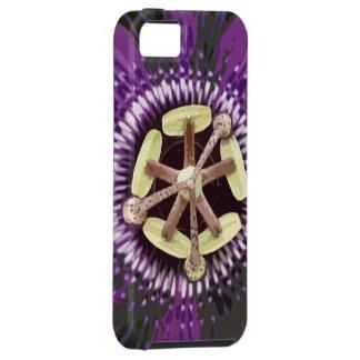 Purple Pistilo iPhone 5 Case