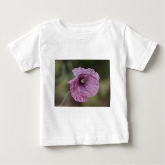 Purple Poppy Baby T-Shirt