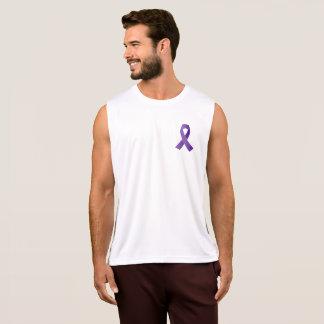 Purple Ribbon Awareness Singlet