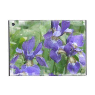 Purple Siberian Iris Cases For iPad Mini