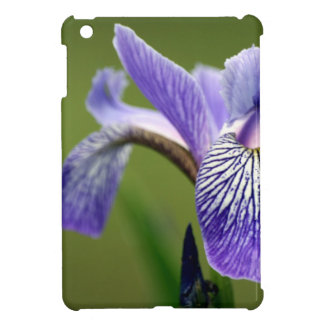 Purple Siberian Iris iPad Mini Cases