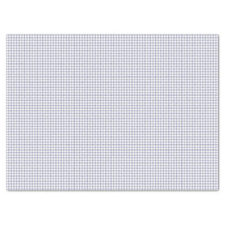 purple Simple Plaid Pattern Tissue Paper