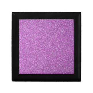 Purple Sparkles Base Add Your Own Gift Box