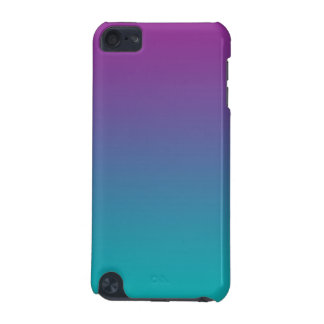 Purple & Teal Ombre iPod Touch (5th Generation) Covers
