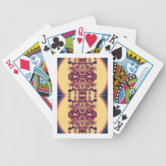 Purple Tribe Vibe Playing Cards