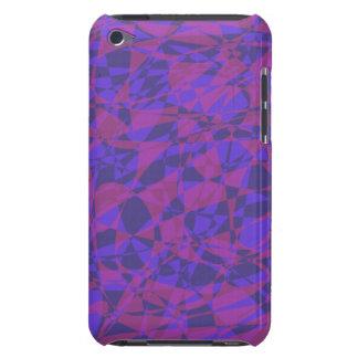 Purple Wind in June iPod Case-Mate Case