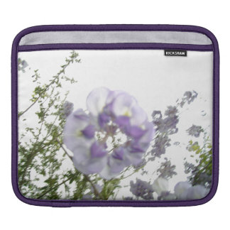 Purple Wisteria Flowers Vine Nature Floral Photo iPad Sleeve