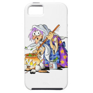 Purple Witch iPhone 5/5S, Vibe iPhone 5 Case