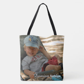 Purse with your Fashion Photo Tote Bag