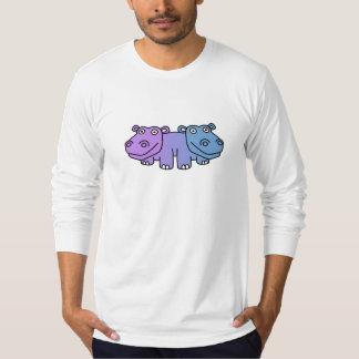 Push-Me Pull-HIppo T-Shirt