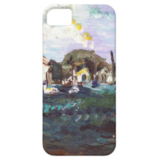 Put-n-Bay Lake Erie Island Painting #1 iPhone 5 Covers