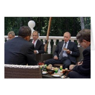 Putin Владимир Путин Card
