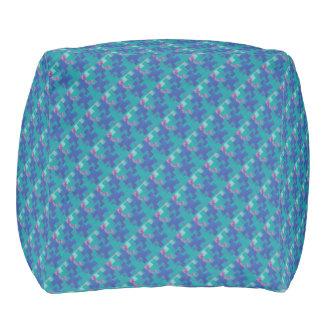 Puzzle Pieces TBV Cubed Pouf