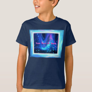Qaanaaq - Northern Lights T-Shirt