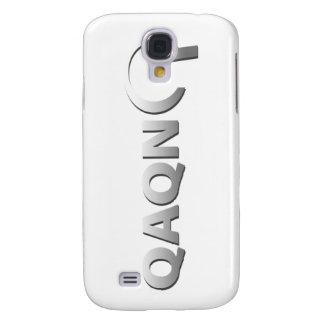 QAQN Basic Logo Galaxy S4 Case