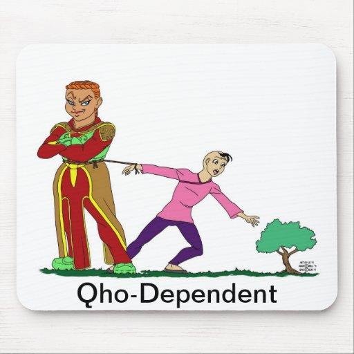 Qho-Dependent Mousepad