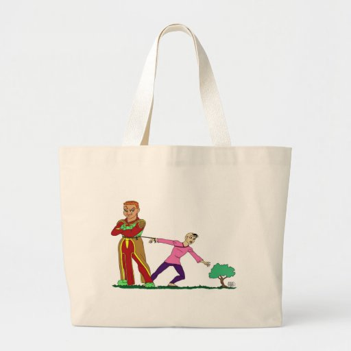 Qho-Dependent Tote Canvas Bags