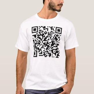 QR Code \1 T-Shirt