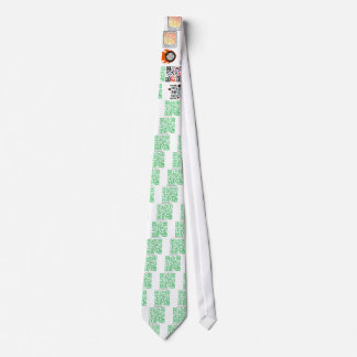 QRBlaster QRCode Products Tie