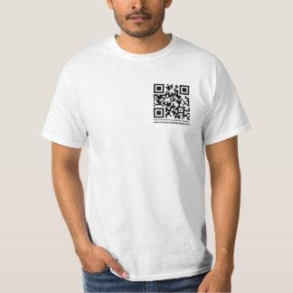 QRcode Free Erik Jensen and Nathan Ybanez T-Shirt