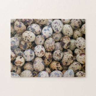 Quail Eggs, Huaraz, Cordillera Blanca, Ancash Jigsaw Puzzle