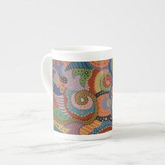 Quantum Strands Tea Cup