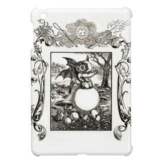 Quarles Emblems Weird Medieval ipad mini case