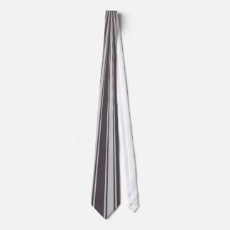 Quartz Color Stripe Funky Pattern Tie