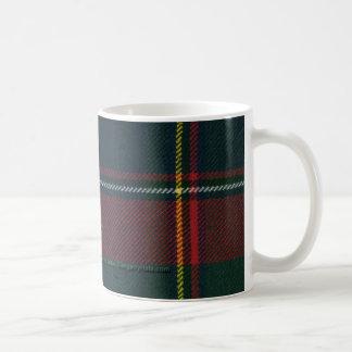 Quebec Tartan Mug