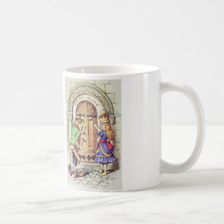 """Queen Alice"" Coffee Mug from Alice in Wonderland"