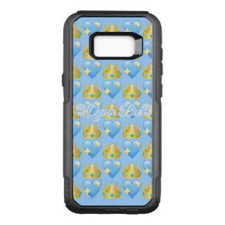 Queen Bee (Blue) Samsung Galaxy S8+ Otterbox Case