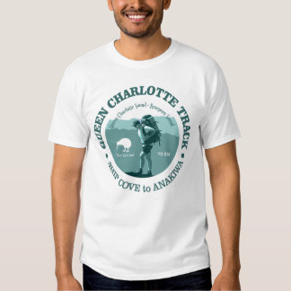 Queen Charlotte Track Shirts