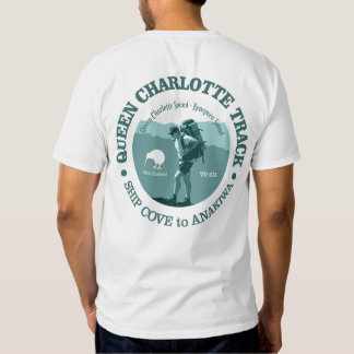 Queen Charlotte Track Tee Shirts